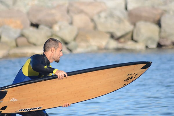 Curso Surf IEM Spai de Mar